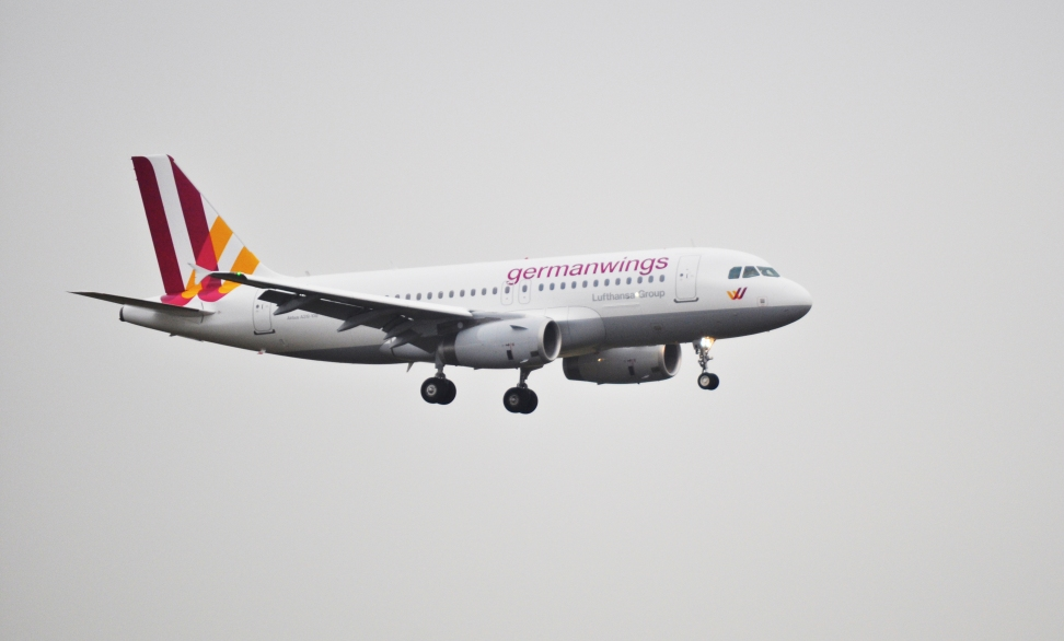 germanwings neu -flieger-flug